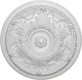 Decorative Ceiling Rose - 05 stock images