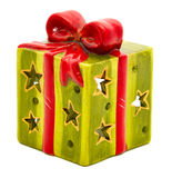 Decorative ceramic gift Royalty Free Stock Image