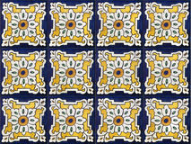 Decorative ceramic tiles Royalty Free Stock Image