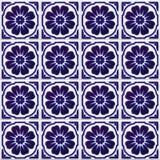 Decorative ceramic tiles Stock Photography