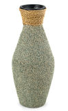 Decorative ceramic vase Royalty Free Stock Photo