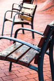 Decorative chair Stock Images