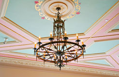 Decorative Chandelier Stock Images