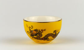 Decorative Chinese teapot Royalty Free Stock Images