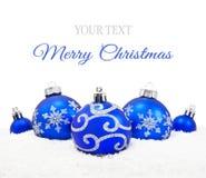 Decorative christmas background Royalty Free Stock Image
