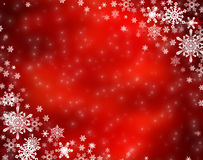 Decorative christmas background Stock Images