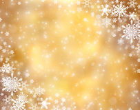 Decorative christmas background Royalty Free Stock Photo