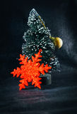 Decorative Christmas background Royalty Free Stock Photography