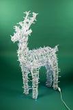 Decorative Christmas deer Royalty Free Stock Photo