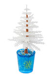 Decorative christmas tree Stock Image