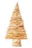 Decorative christmas tree Stock Photo