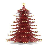 Decorative christmas tree toy. See my other works in portfolio Stock Photo