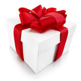 Decorative Christmas or Valentine gift Stock Images