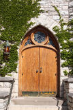 Decorative Church door Stock Images