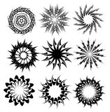 Decorative Circles 2 Stock Image