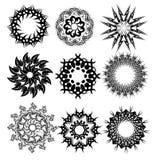 Decorative Circles 3 Stock Photography
