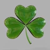 Decorative Clover Leaf Stock Photography
