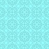 Decorative COLOR Vector  Floral 3d PATTERN DESIGN SEAMLESS Royalty Free Stock Photography