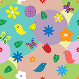 Decorative_colorful_pattern ilustracja wektor