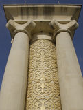 Decorative Column Stock Photo