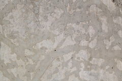 Decorative Concrete Wall. Close up of decorative concrete on a wall stock photography