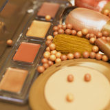 Decorative cosmetics Stock Image