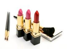 Decorative cosmetics Royalty Free Stock Photography
