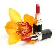 Decorative cosmetics Royalty Free Stock Photos