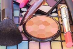 Decorative cosmetics Stock Image