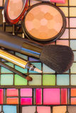 Decorative cosmetics Royalty Free Stock Photo