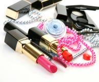 Decorative cosmetics Stock Photo