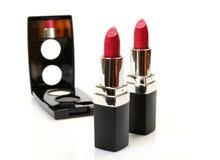 Decorative cosmetics Stock Photos