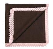 Decorative cotton tablecloth Stock Images