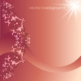 Decorative cover template fifty two Stock Images