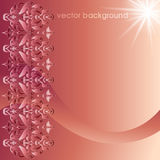 Decorative cover template sixty nine Royalty Free Stock Images