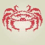 Decorative crab Stock Photography