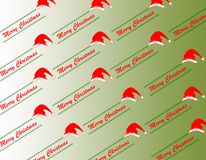 Decorative cristmas background Royalty Free Stock Photography