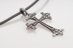 Decorative Cross Royalty Free Stock Photo