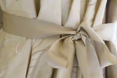 Decorative curtains Stock Image