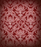 Decorative dark chocolate background Stock Image