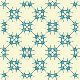 Decorative, delicate pattern Royalty Free Stock Image