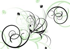 Decorative design Royalty Free Stock Image