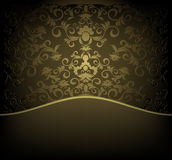 Decorative design background Royalty Free Stock Photos