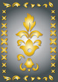 Decorative design. Can be used by many companies Stock Photos