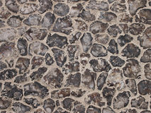 Concrete wall finish Royalty Free Stock Photos