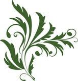 Decorative design element. For design royalty free illustration