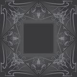 Decorative design Vector frame Stock Photos