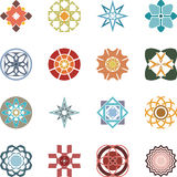 Decorative designs Stock Photos