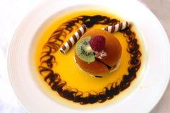 Decorative dessert Stock Images