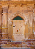 Decorative detail  of Mandir Palace in Jaisalmer, India Stock Images